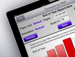 Best PDF App for PDF editing, annotation and form filling on