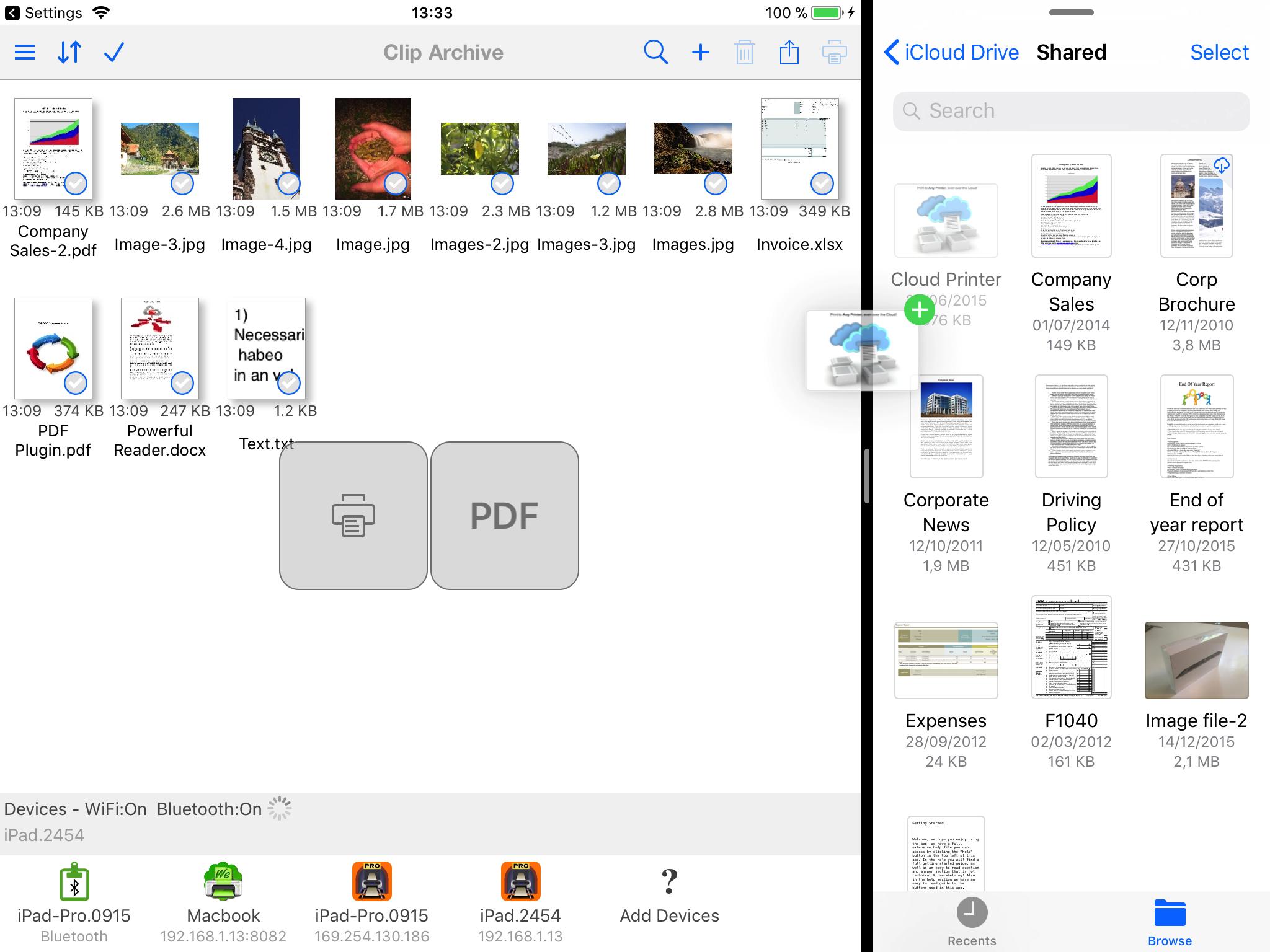PrintCentral Pro: The Best File Management App